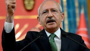 CHP lideri Kılıçdaroğlu'ndan Cumhurbaşkanı Erdoğan'a sert sözler