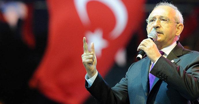 Kılıçdaroğlu, iktidar olduklarında ilk çıkaracakları kanunu açıkladı…