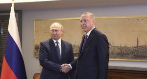 Erdoğan ve Putin'den ateşkes çağrısı