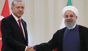 Cumhurbaşkanı Erdoğan, İran Cumhurbaşkanı'nı aradı