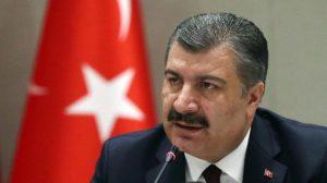 Sağlık Bakanı Koca açıkladı: Vaka sayısı 191'e ölü sayısı 2'ye yükseldi