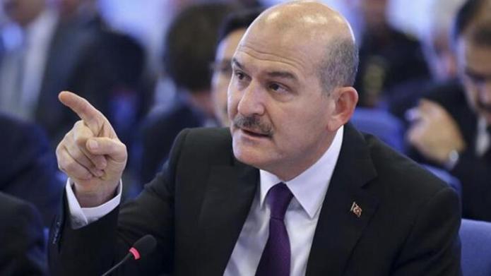 İçişleri Bakanı Süleyman Soylu, AYM Başkanı Zühtü Arslan'a seslendi