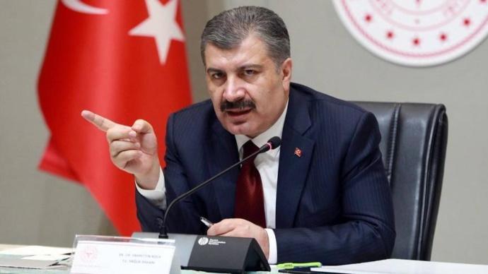 Sağlık Bakanı Koca'dan Kovid-19  uyarısı