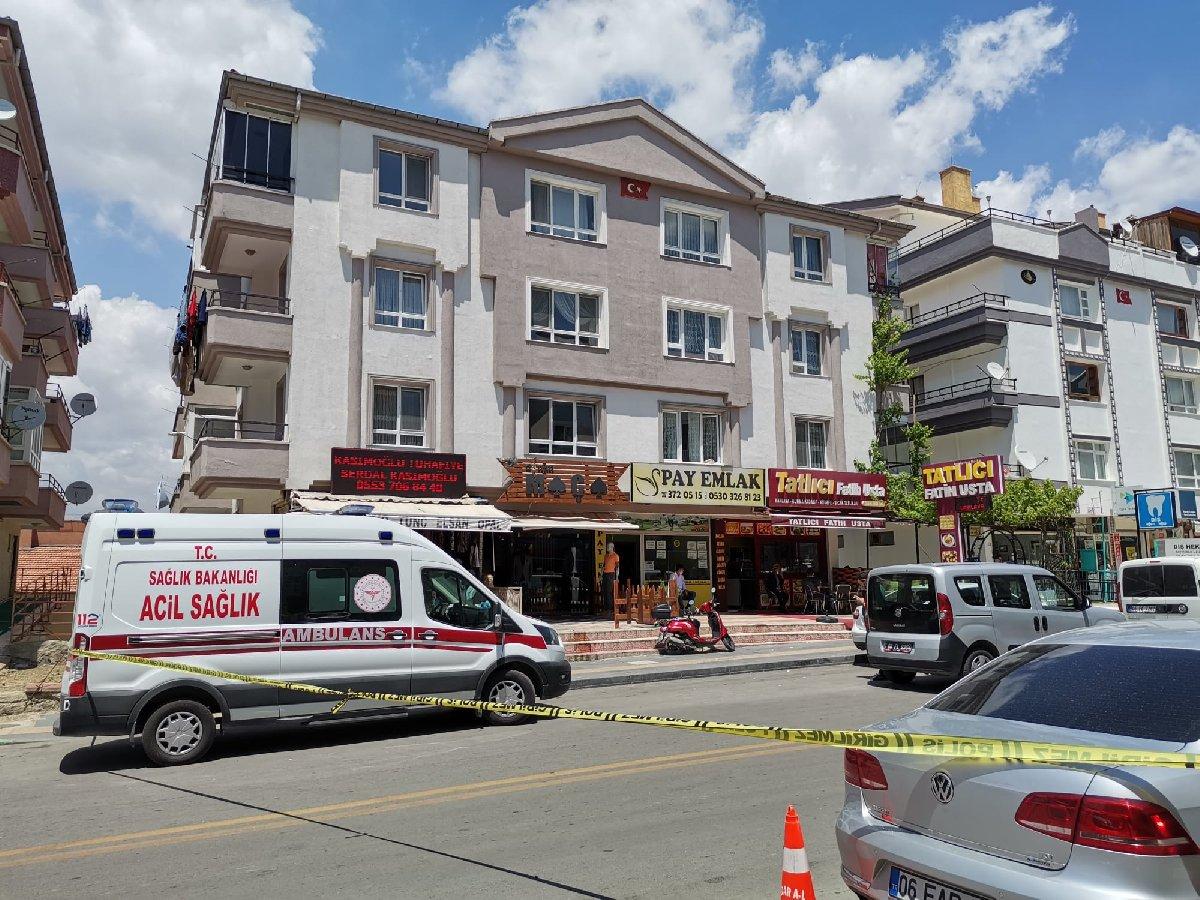 Ankara'da aile faciası: 4 ölü