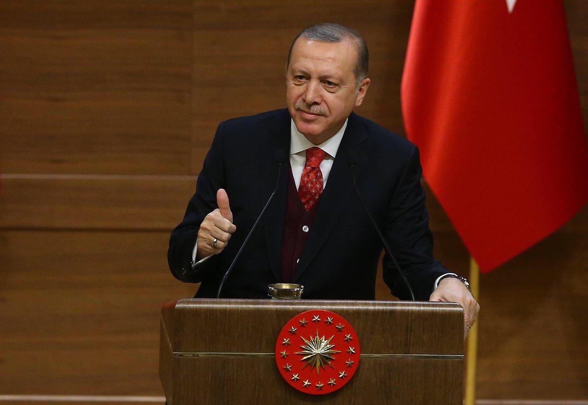 Erdoğan işareti verdi: Meydanlarda olacağız!