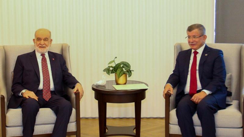 İşte Davutoğlu ve Karamollaoğlu'na göre erken seçim tarihi