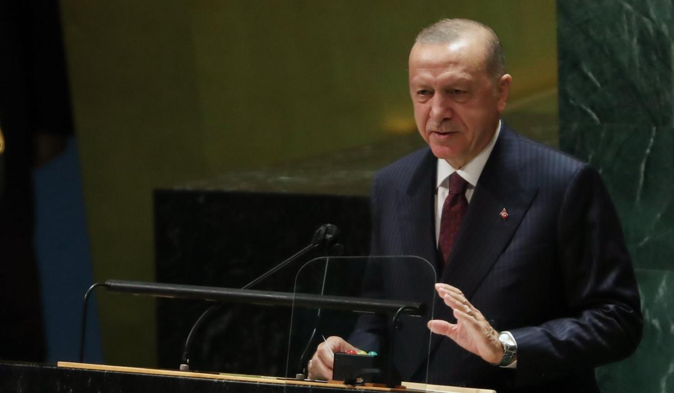 Cumhurbaşkanı Erdoğan'dan Turcovac mesajı