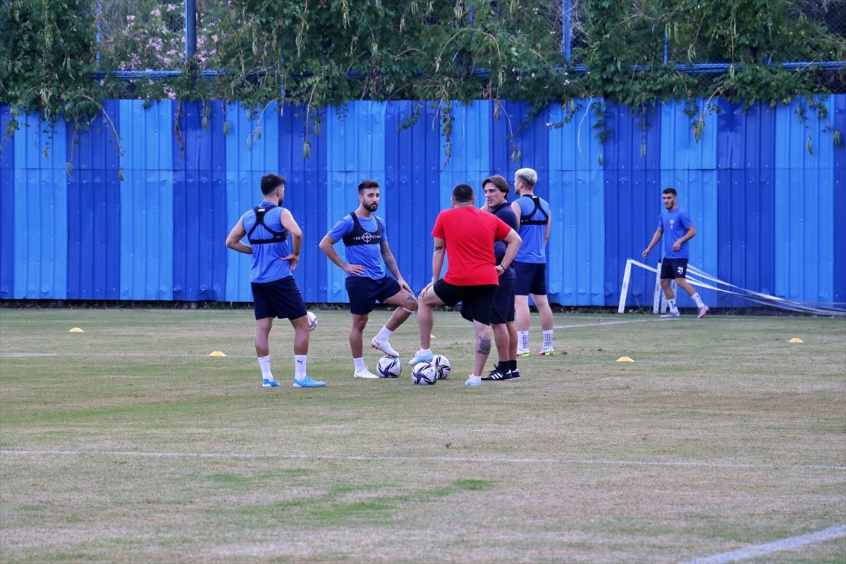 Adana Demirspor, Antalyaspor maçı hazırlıklarını sürdürdü