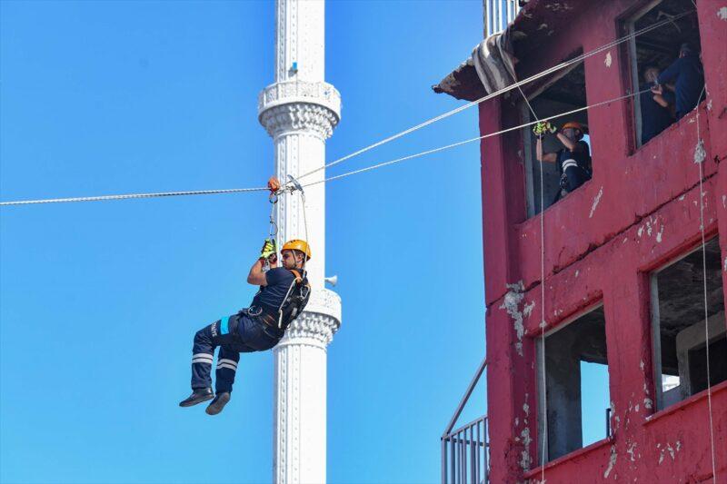 Ankara Büyükşehir Belediyesi 150 itfaiye eri arıyor
