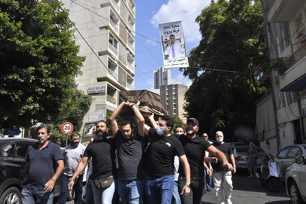 Beyrut'taki olaylarda ölü sayısı 7'ye çıktı
