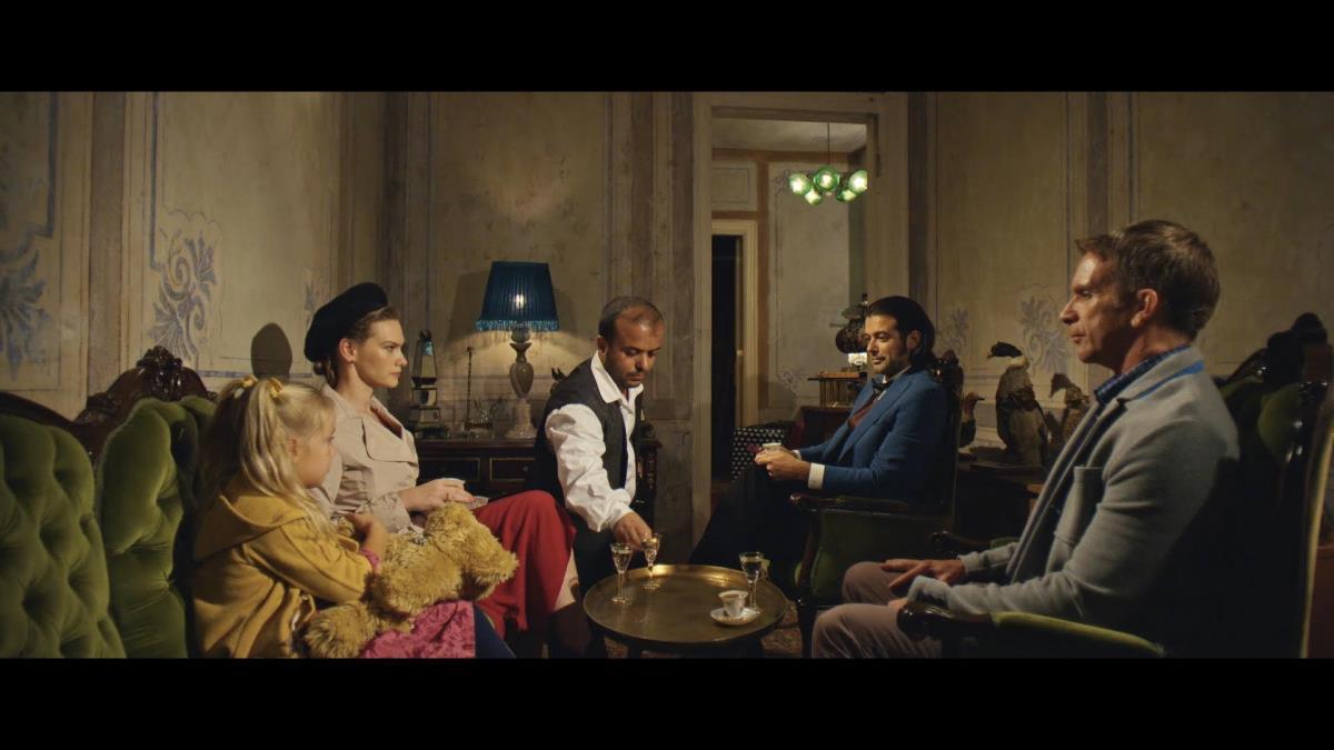 İlker Savaşkurt'un ikinci filmi AKİS, Altın Koza'da gösterilecek