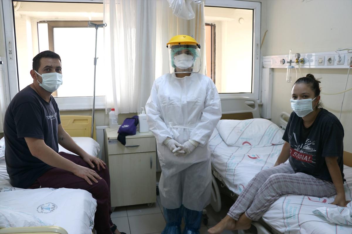 Aşı karşıtı çift, pişmanlıklarını anlattı