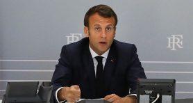 Macron, Biden ile AUKUS krizini telefonda görüştü