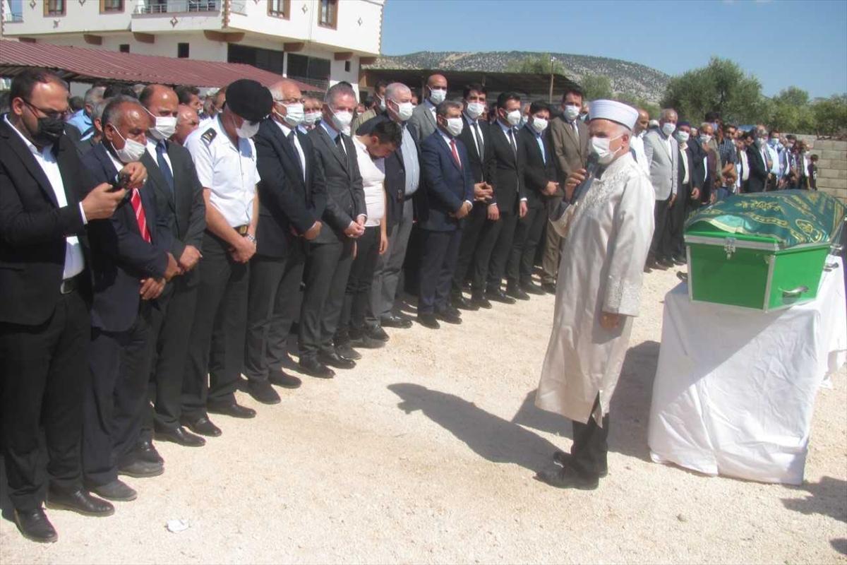 MHP Araban İlçe Başkanı İskender Gör son yolculuğuna uğurlandı