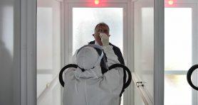 Son 24 saatte korona virüsten 217 kişi hayatını kaybetti