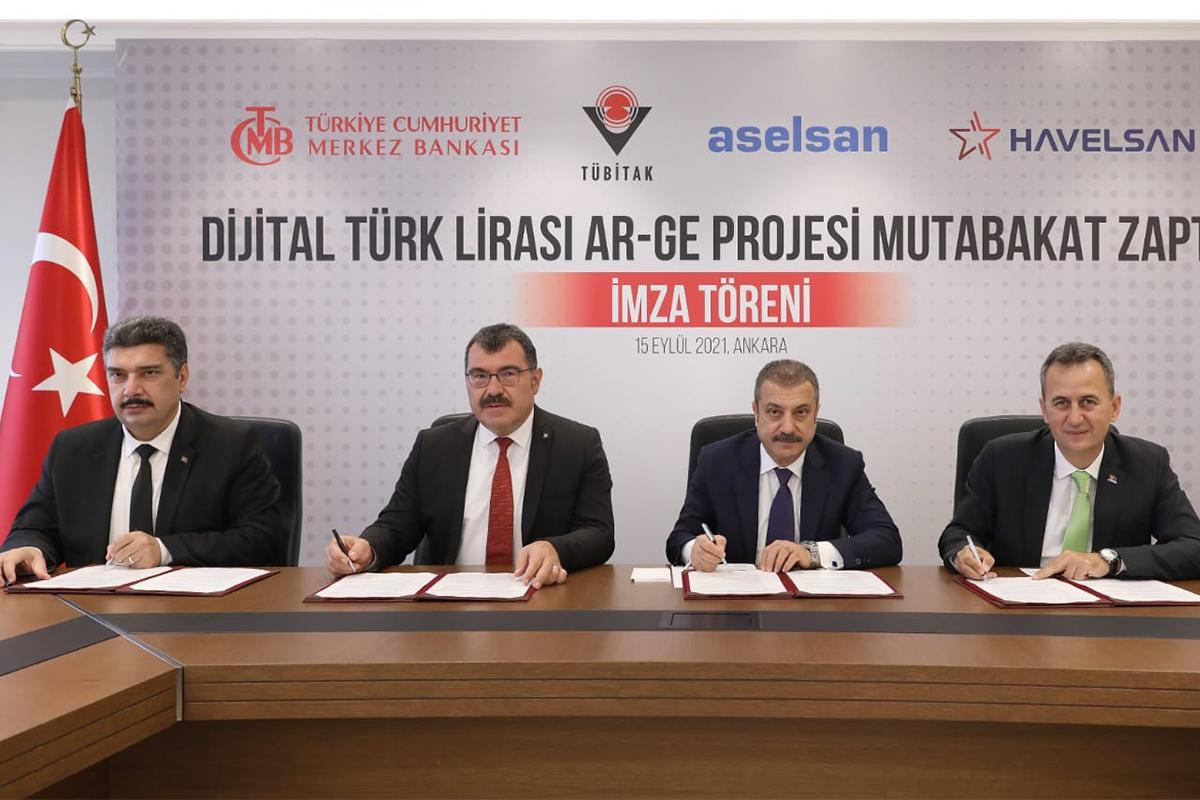 Ve Dijital Türk Lirası geliyor…