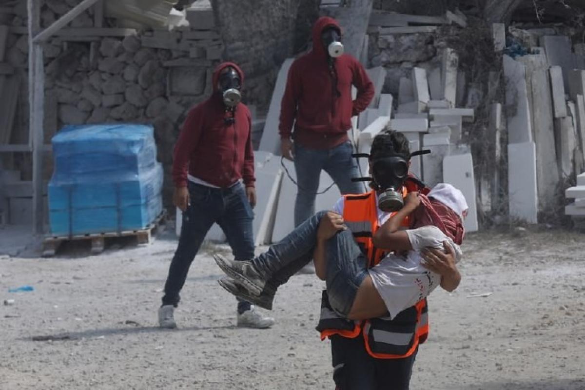 Yine İsrail, yine saldırı, yine gözyaşı