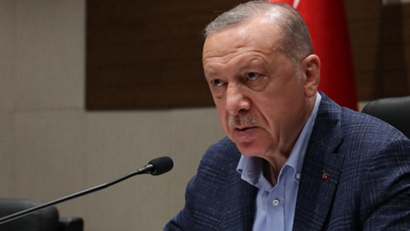 """Cumhurbaşkanı Erdoğan: """"Bu hukuk dışı çağrı, kamu düzenine ciddi bir tehdittir"""""""
