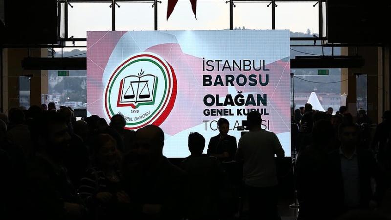 İstanbul Barosu'nda seçim maratonu sürüyor