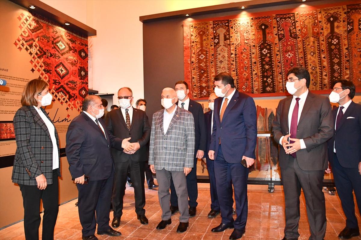 AK Parti Genel Başkanvekili Binali Yıldırım Sivas'ta ziyaretlerde bulundu