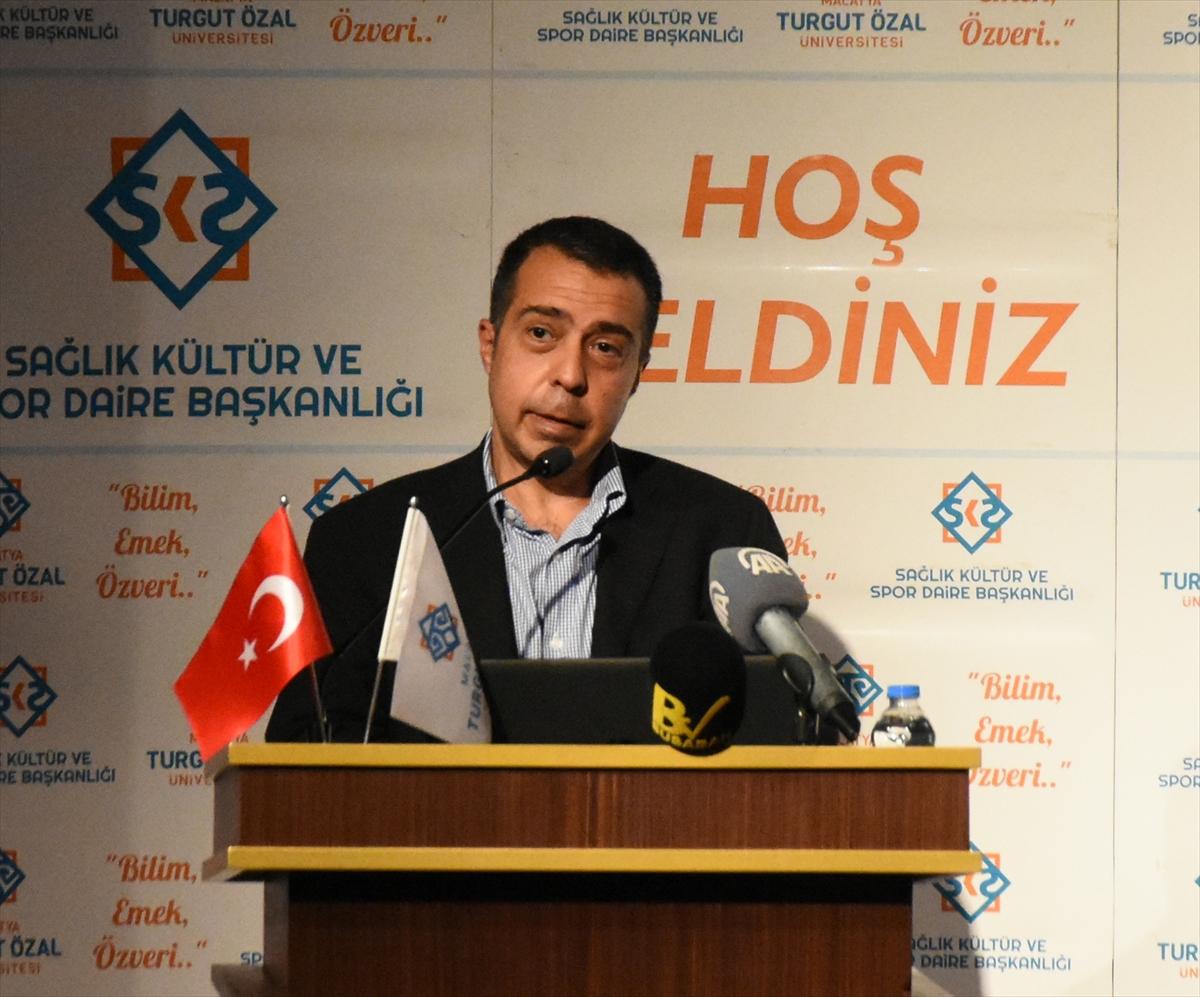 AK Parti'li Yıldırım, Malatya Turgut Özal Üniversitesi akademik yılı açılışında konuştu: