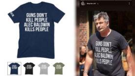 Alec Baldwin'e bir darbe de Trump'ın oğlundan geldi