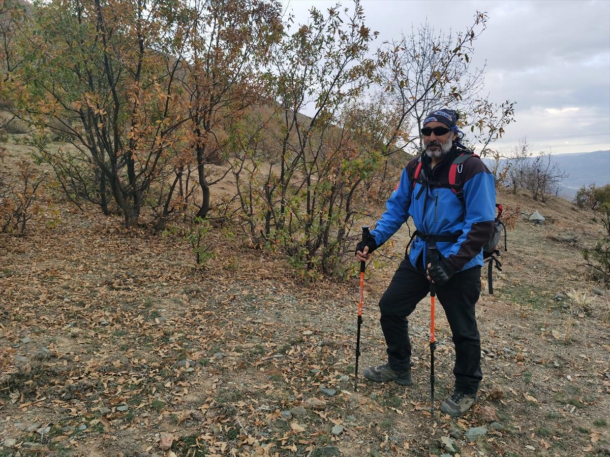 """""""Anadolu Parsı"""" olmayı hedefleyen dağcı 39'uncu tırmanışını Esence zirvesine yaptı"""