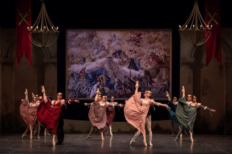 """Antalya DOB, """"Romeo ve Juliet"""" balesini sahneleyecek"""