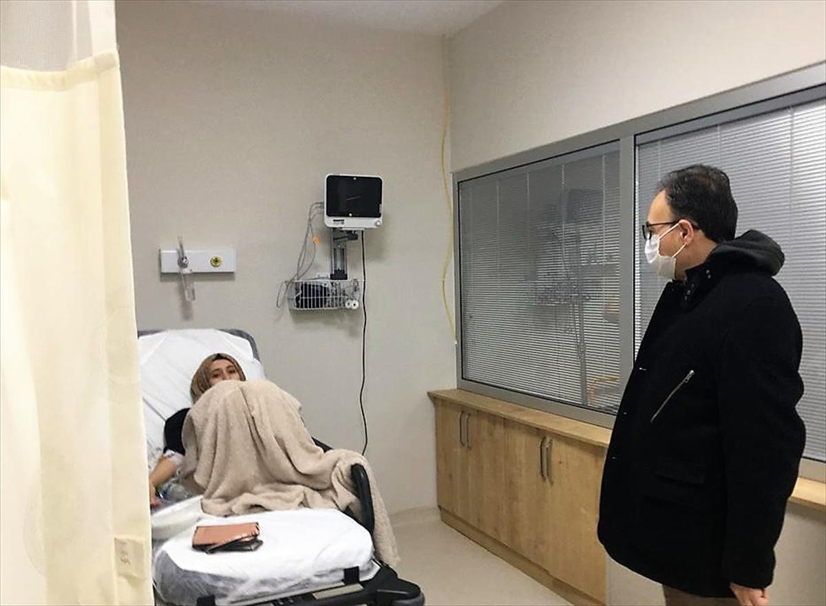 Bilecik'te zehirlenme şüphesiyle hastaneye başvurulara ilişkin inceleme başlatıldı