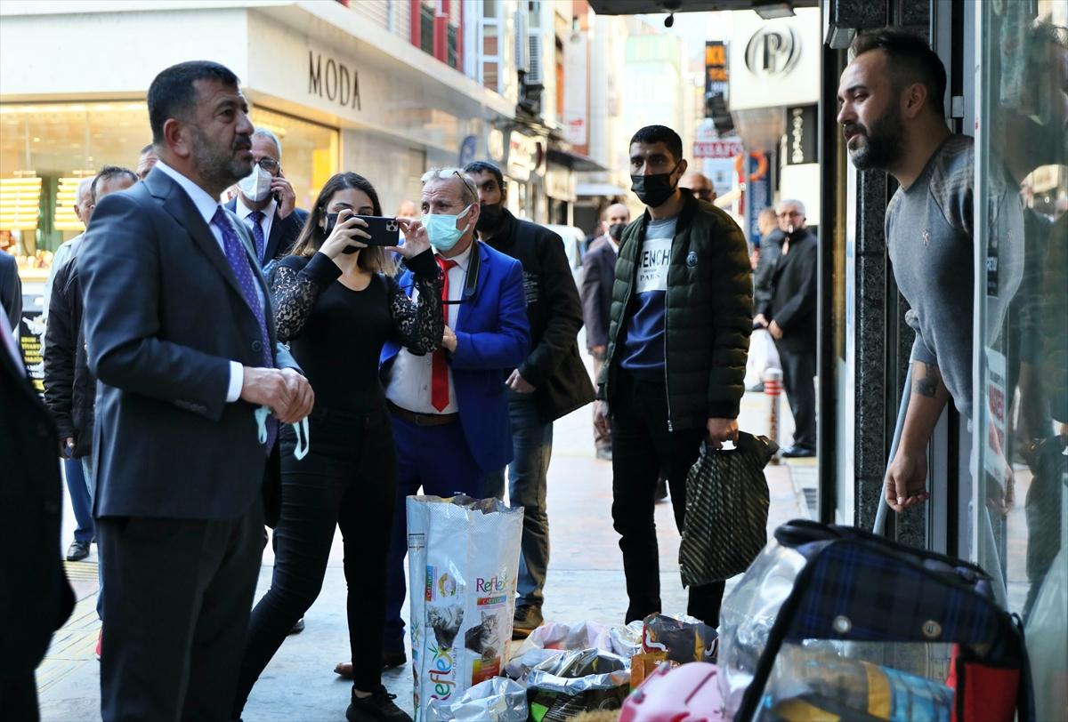 CHP'li Ağbaba ve Özel, Samsun'da gündemi değerlendirdi