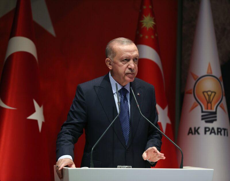 Cumhurbaşkanı Erdoğan'dan iklim değişikliği ve göçmenlerle ilgili önemli açıklamalar