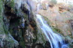 Girlevik Şelalesi'nin doğal güzelliği büyülüyor