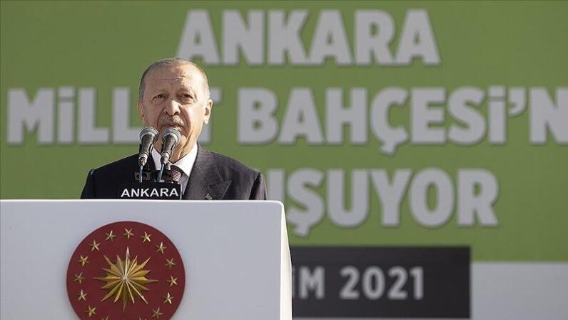 """""""Yeşil Kalkınma Devrimi'nin lokomotif şehri Ankara olacak"""""""
