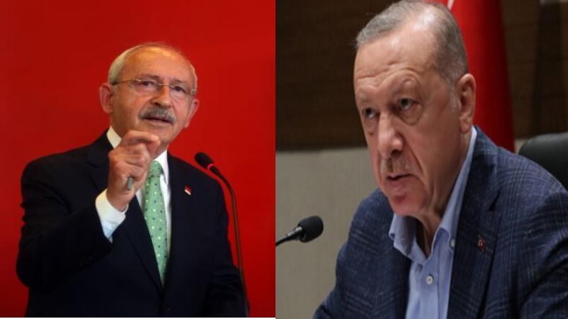 Erdoğan'dan, Kılıçdaroğlu hakkında suç duyurusu