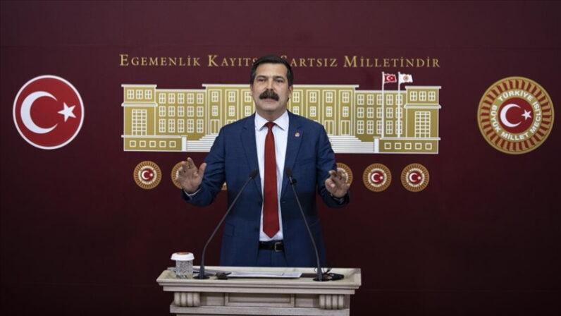 Tezkere görüşmelerinde Erkan Baş'a sansür!
