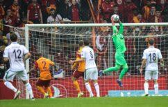 Galatasaray, sahasında Konyaspor'u tek golle geçti