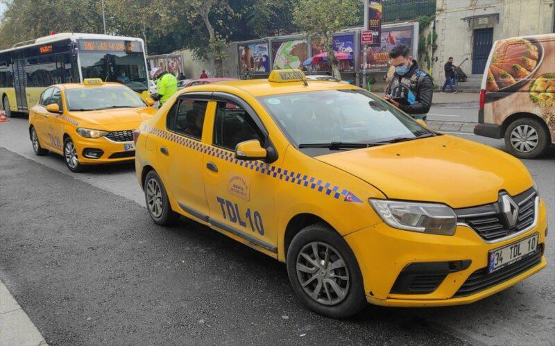İBB'den taksi sorununa önemli hamle…