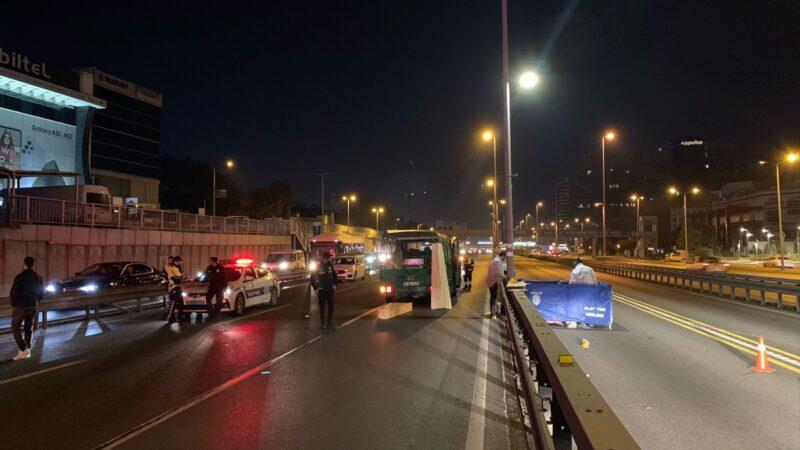 İstanbul'da trafik yine can aldı