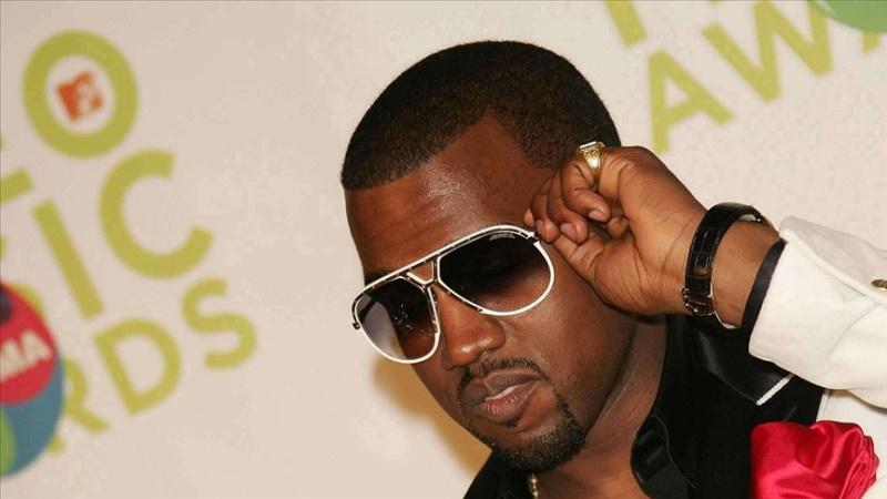 """ABD'li rapçi Kanye West adını """"Ye"""" olarak değiştirdi"""