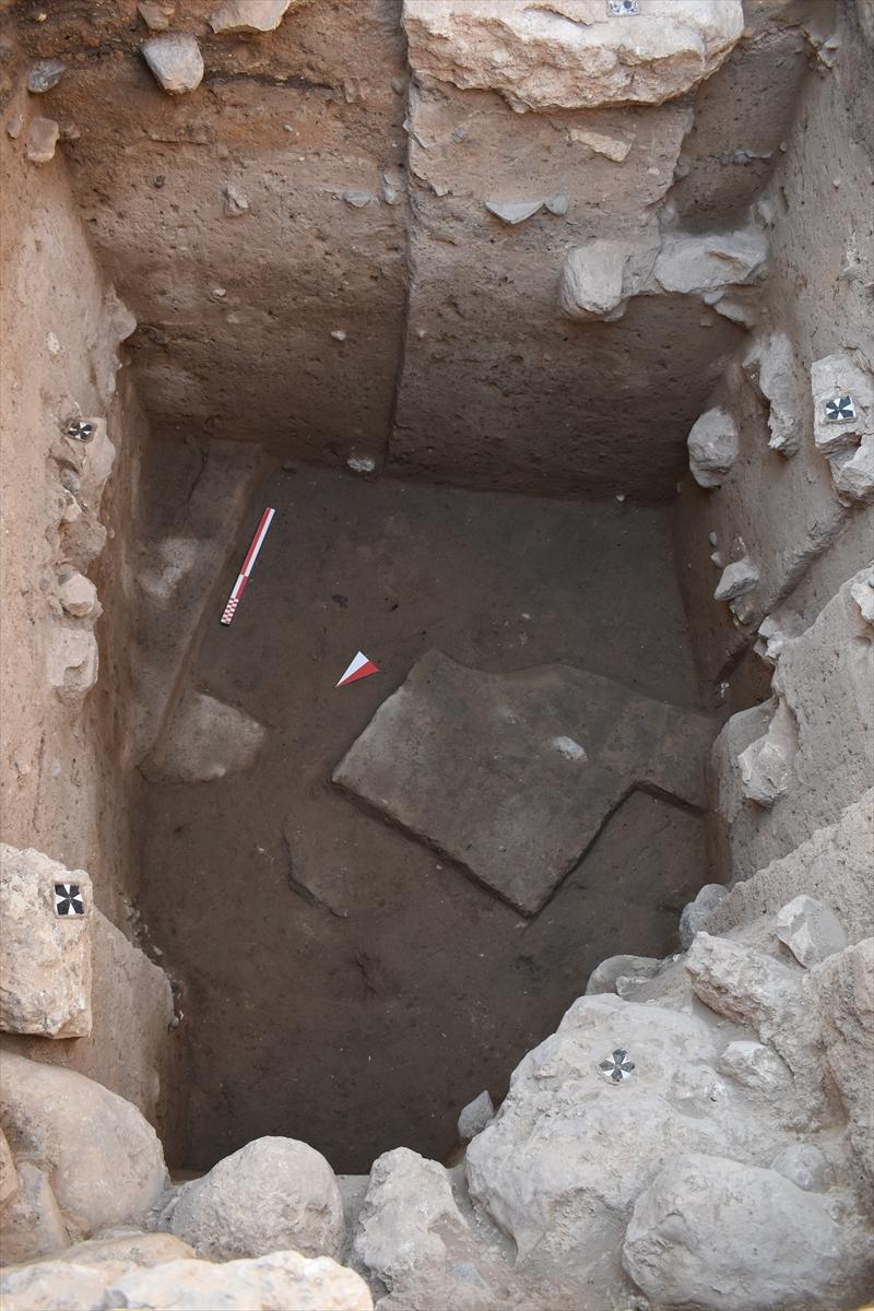 Karkamış'ta 3 bin yıl önce yönetici olan kadının mühürlerine rastlandı