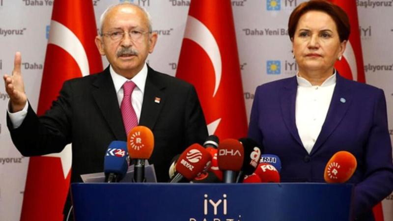 Akşener ve Kılıçdaroğlu'ndan kritik görüşme