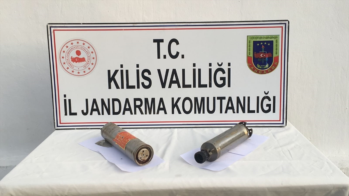 Kilis'teki hırsızlık operasyonlarında 3 zanlı tutuklandı
