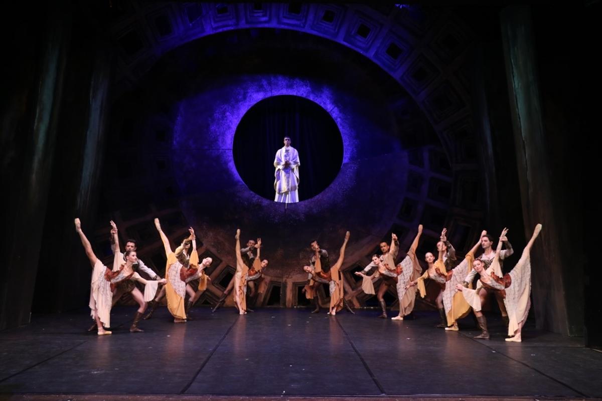 """Mersin Devlet Opera ve Balesi, """"Amadeus"""" balesini sanatseverlerle buluşturacak"""