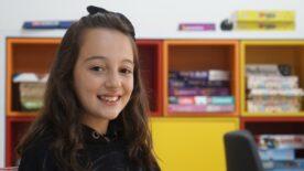 13 yaşındaki Nilda 15 zeka oyununu dijital uygulamaya dönüştürdü