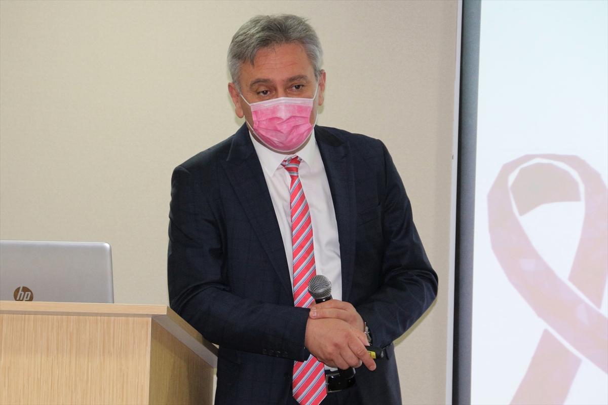 """Prof. Dr Özdoğan: """"Meme kanseri kontrollerine Kovid-19 salgını engel olmamalı"""""""