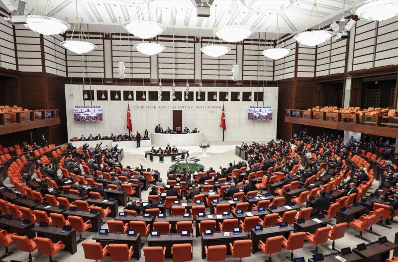 """6 partiden """"güçlendirilmiş parlamenter sistem"""" toplantısı"""