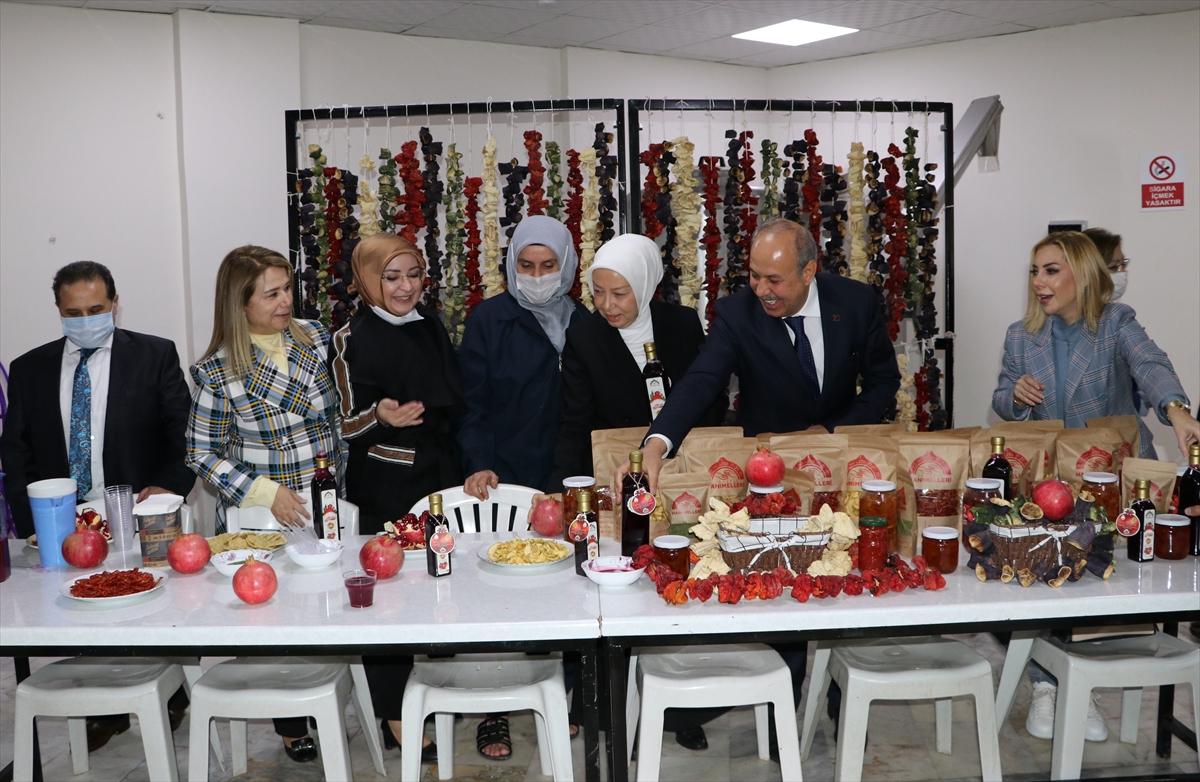 TBMM Kadına Yönelik Şiddetin Araştırılması Komisyonu Gaziantep'te ziyaretlerde bulundu