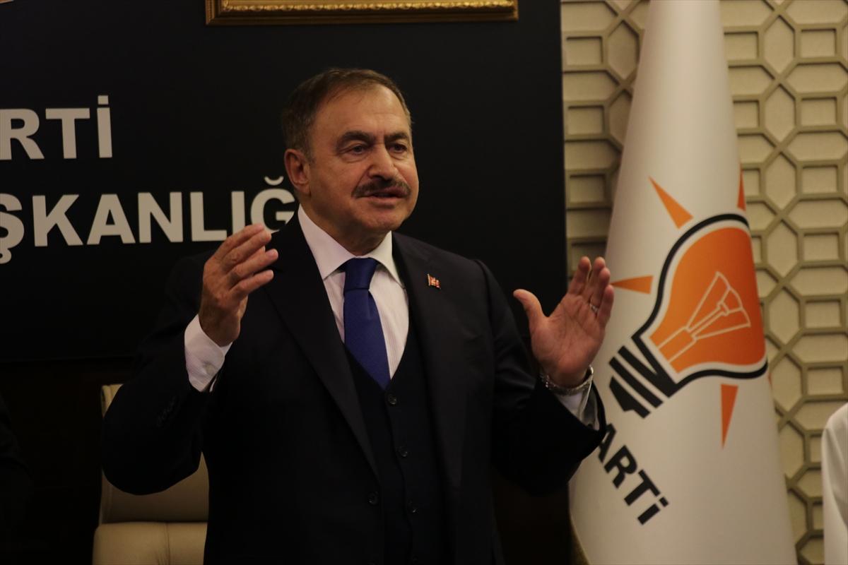 TBMM Küresel İklim Değişikliği Araştırma Komisyonu Başkanı Eroğlu: