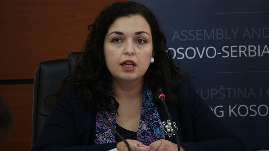 Kosova Cumhurbaşkanı Osmani'den BM'ye çağrı