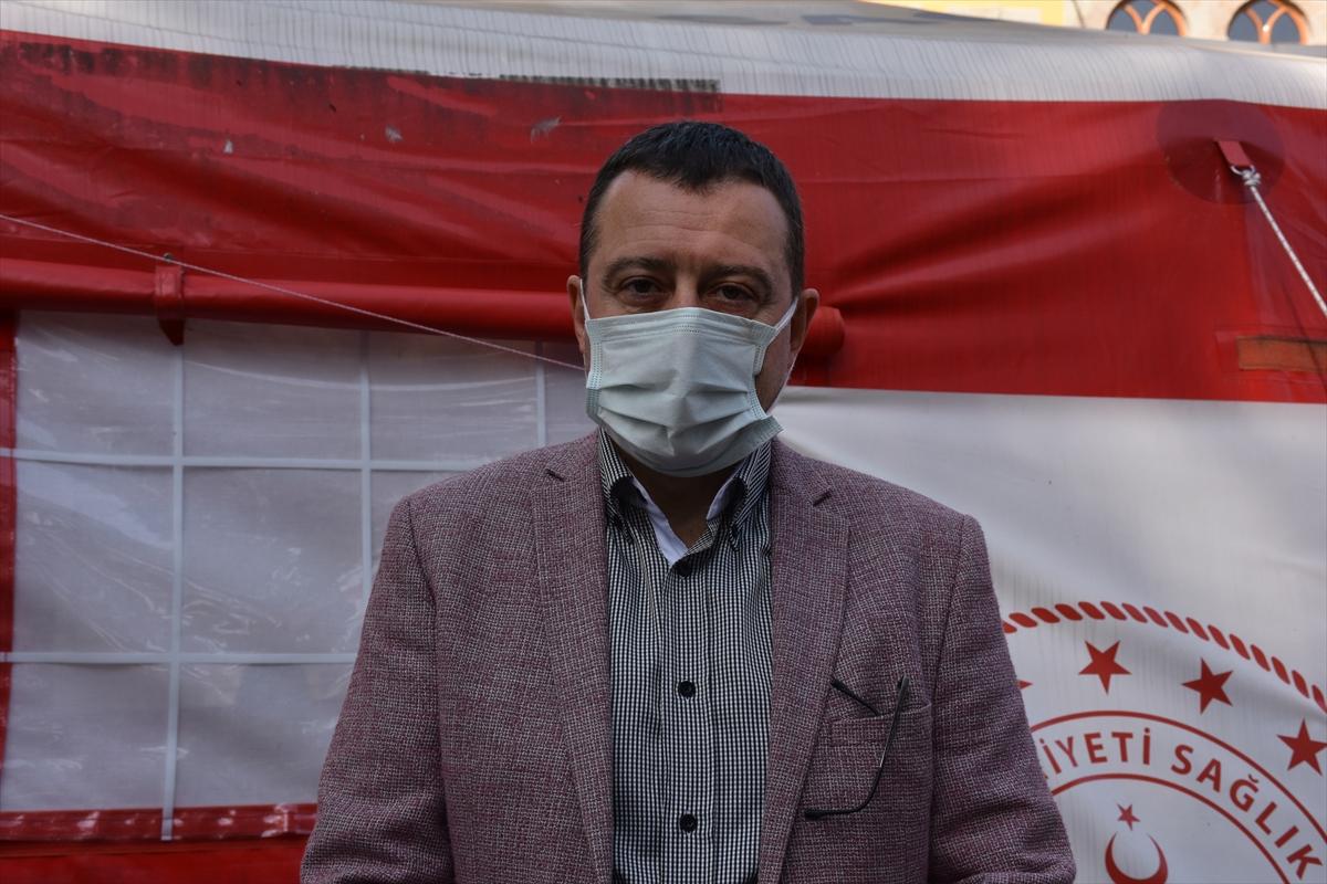 """Trabzon'da """"TURKOVAC"""" için gönüllü olanların aşılanmasına pazartesi başlanacak"""